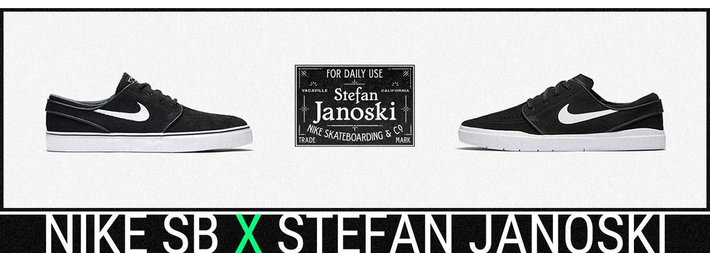Notas - Nike SB x Stefan Janoski