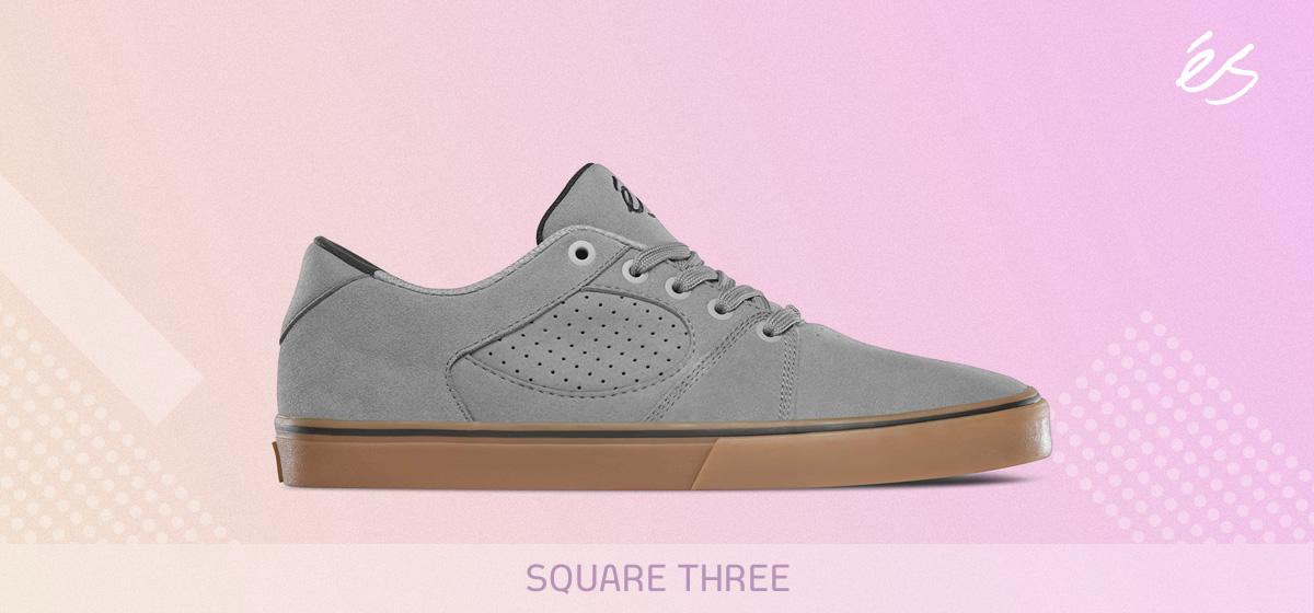 éS Square Three