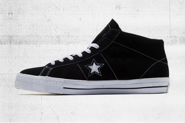 Cons One Star Pro Mid
