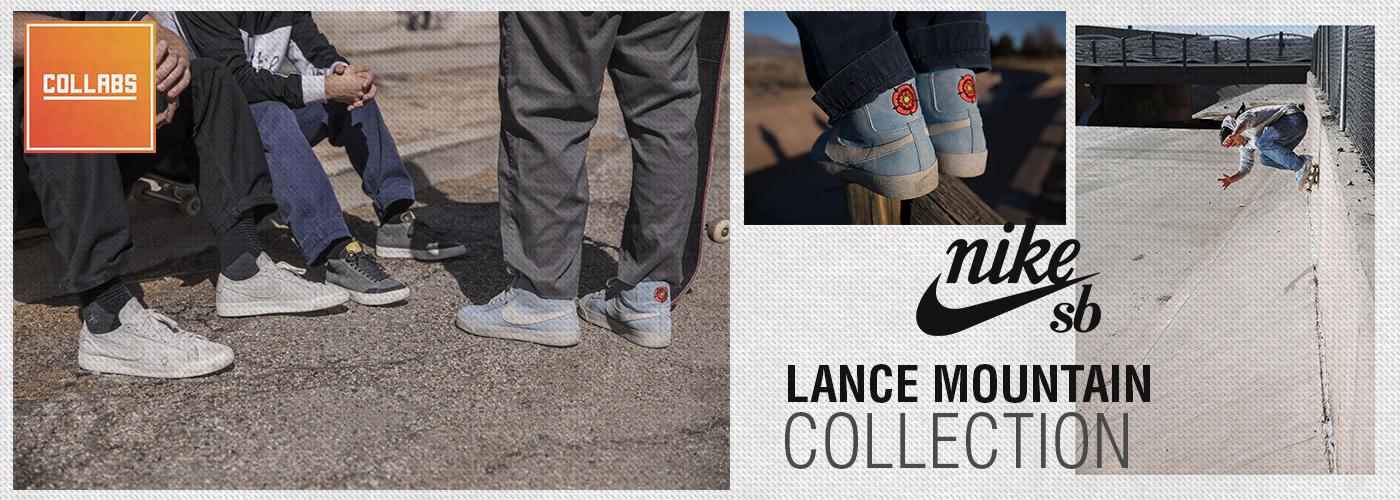 Nike SB x Lance Mountain