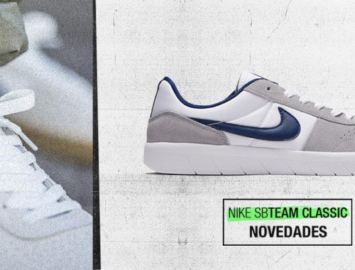 Novedades: Nike SB Team Classic