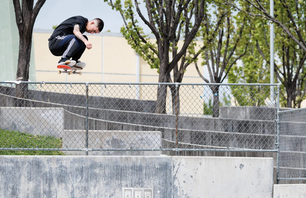 ZPM: Adidas Skateboarding 3ST.003
