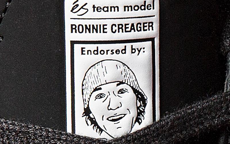 éS Contract: Ronnie Creager
