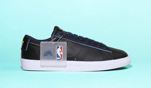 Nike SB x NBA parte II