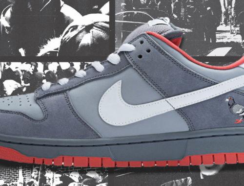 Historia: Nike SB x Staples