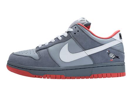 T Simetría Jarra  Historia: Nike SB x Staple