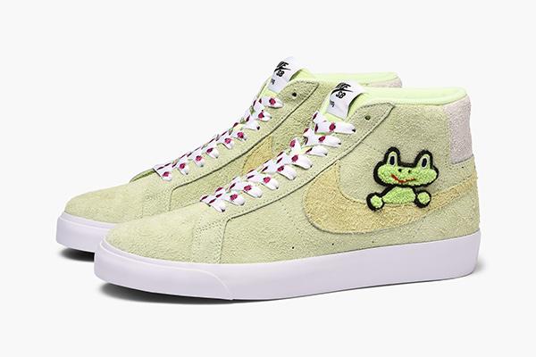 Nike SB x Frog Skateboards