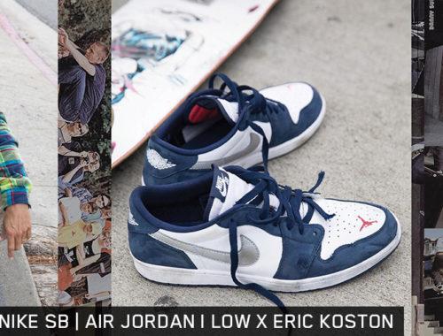 Nike SB Air Jordan Low x Koston