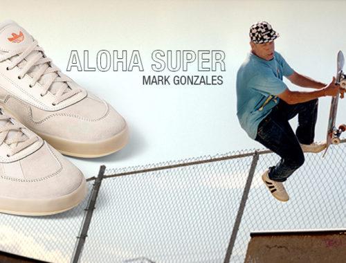 Adidas skateboarding Aloha Super