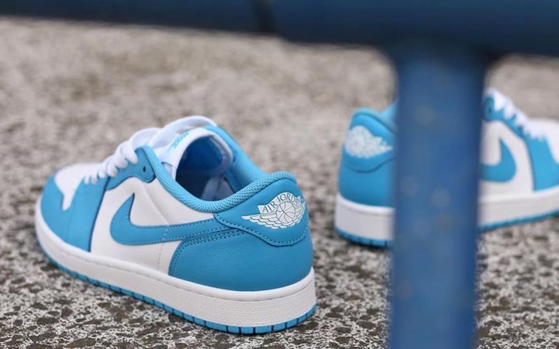 Nike SB Air Jordan Low x Koston UNC