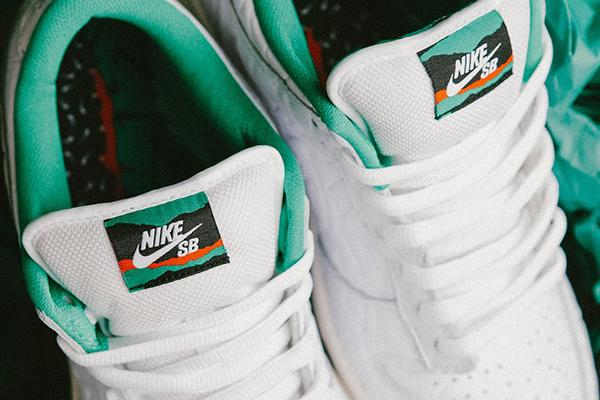 Nike SB x Ben G Dunk Low