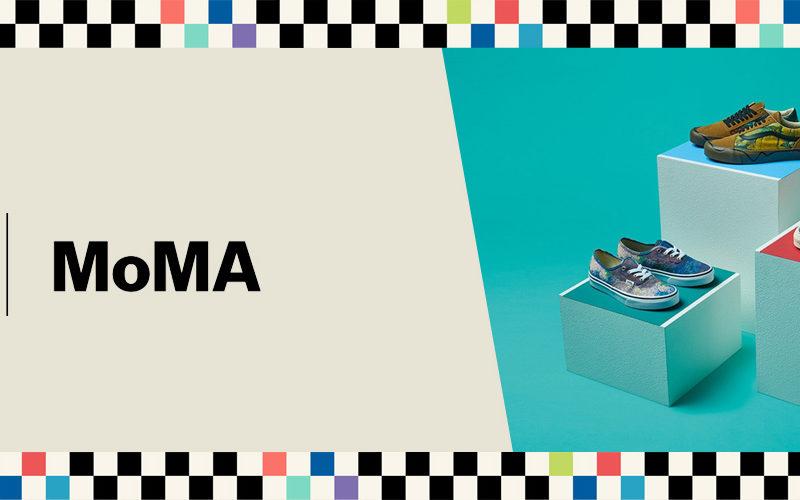 Vans x MoMA